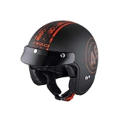 Casco Black Bob